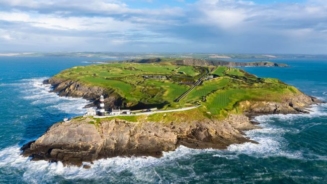 old head golf links southwest ireland