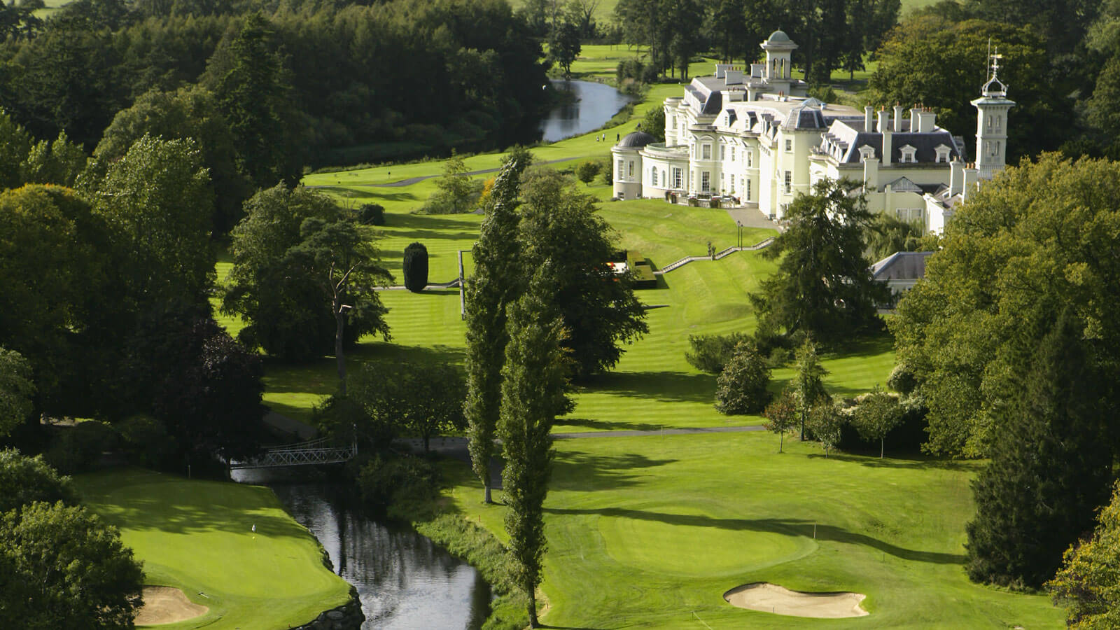 What Links Course In County Kildare Would You Recommend For A Families Weekend Activity