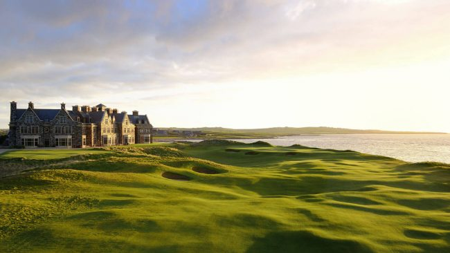 trump international golf links southwest ireland
