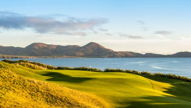 waterville golf links southwest ireland