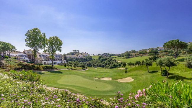la cala golf club campo course