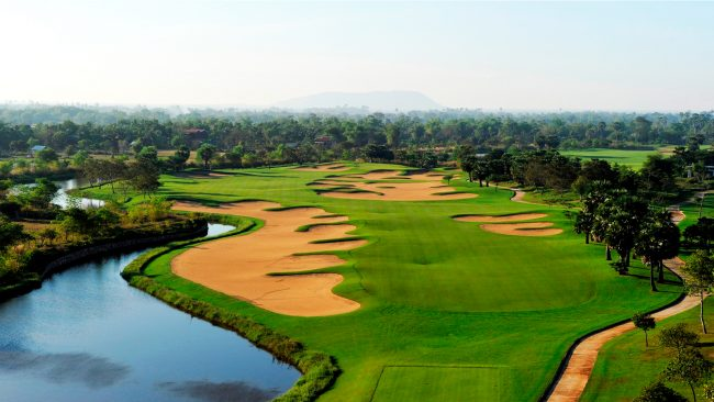Angkor Golf Resort, Cambodia