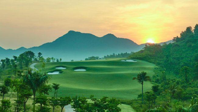 Bà Nà Hills Golf Club, Vietnam