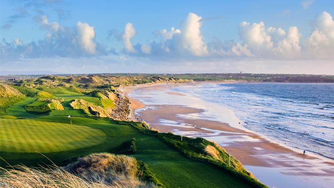 The Old Course at Ballybunion Golf Club, Ireland