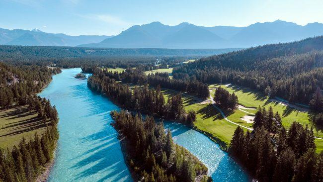 Banff Springs Golf Course, Canada