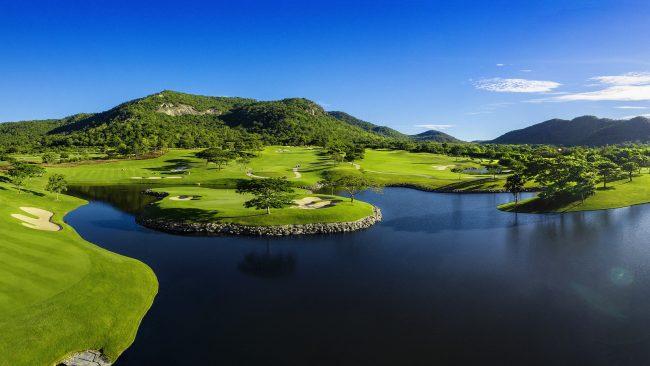 Black Mountain Golf Club, Thailand