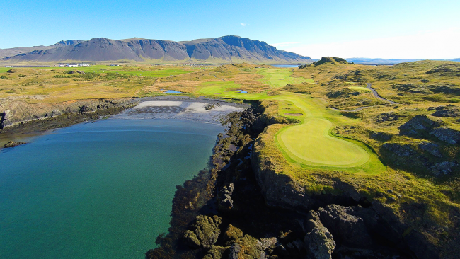 Brautarholt Golf Club, Iceland