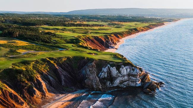 Cabot Cliffs, Cape Breton, Canada
