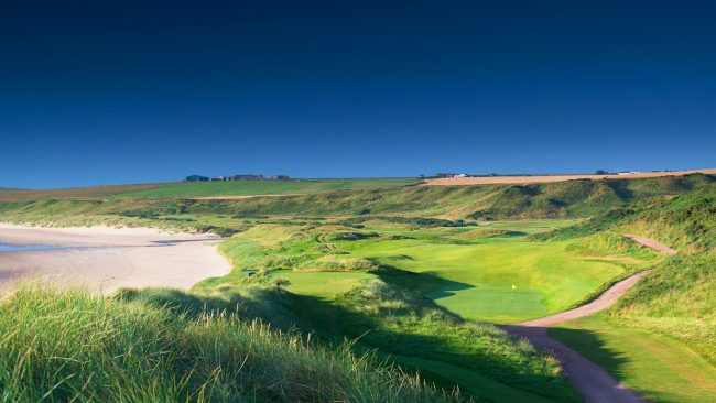The Championship Course at Cruden Bay Golf Club, Scotland