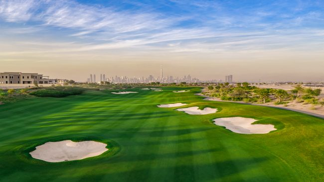 Dubai Hills Golf Club by Jumeirah, Dubai