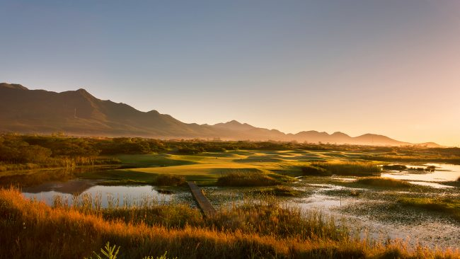 The Links Course at Fancourt, South Africa