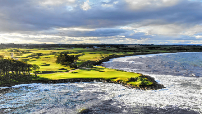 Kingsbarns Golf Links, Scotland