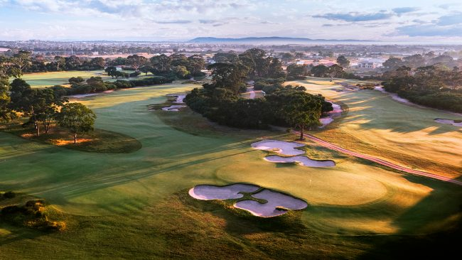 Kingston Heath, Australia