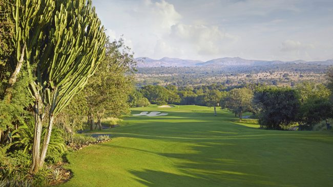 Leopard Creek Country Club, South Africa