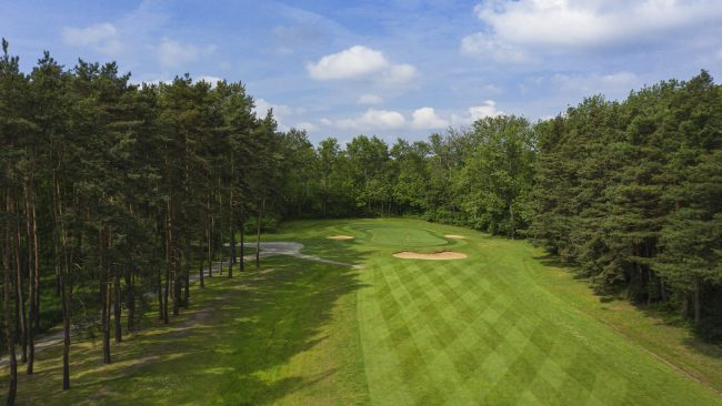 Longcross Course at Foxhills Club & Resort, UK