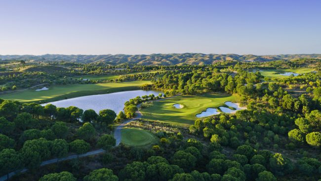Monte Rei North at Monte Rei Golf & Country Club, Portugal