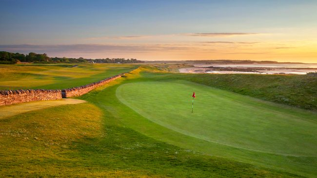 The West Links at North Berwick Golf Club, Scotland