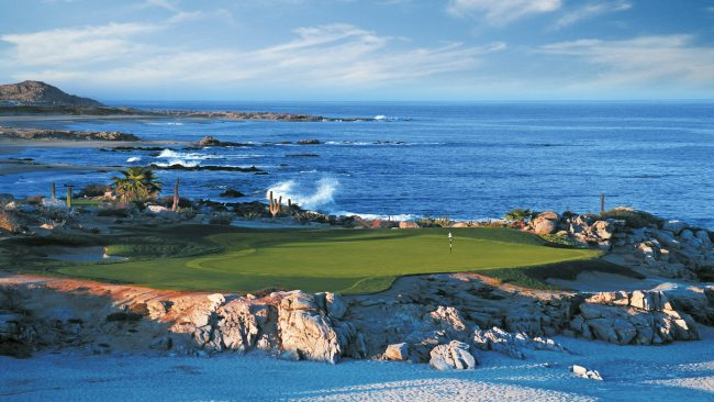 The Ocean Course at Cabo del Sol, Mexico