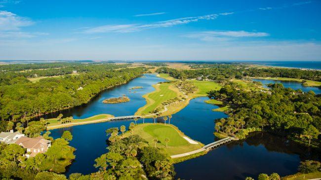 Osprey Point Golf Course at Kiawah Island Golf Resort, USA