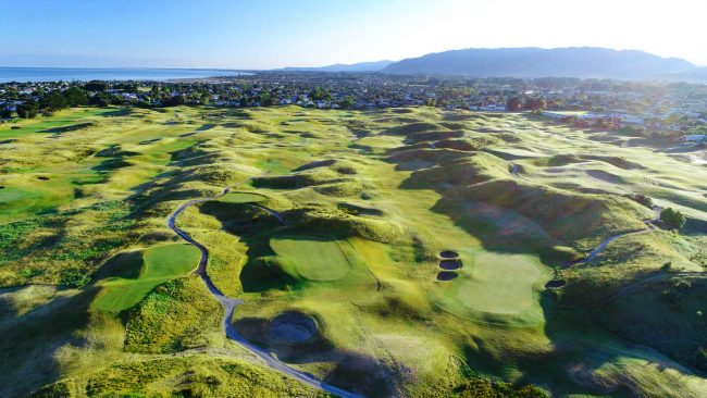 Paraparaumu Beach Golf Club, New Zealand