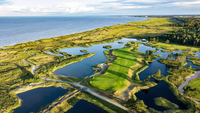 Pärnu Bay Golf Links, Estonia