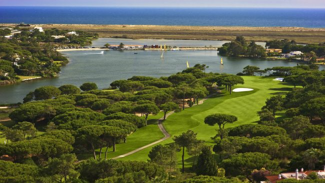 The South Course at Quinta do Lago, Portugal
