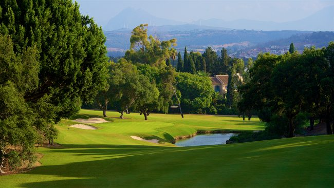 Real Club de Golf Sotogrande, Spain