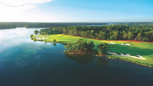 The Oconee Course at Reynolds Lake Oconee, USA