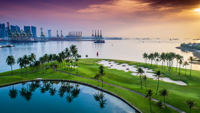 The Serapong at Sentosa Golf Club, Singapore