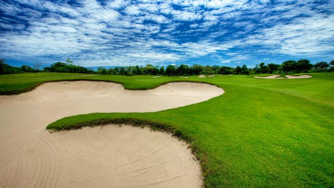 The Old Course at Siam Country Club, Thailand