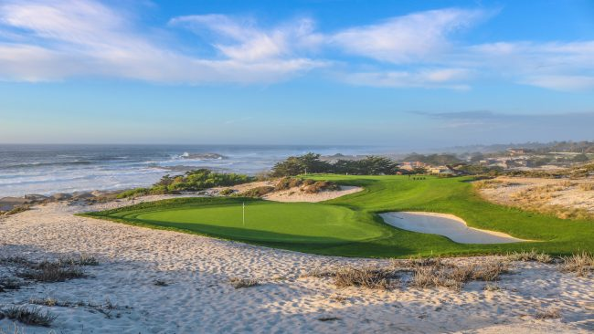 Spyglass Hill Golf Course, USA