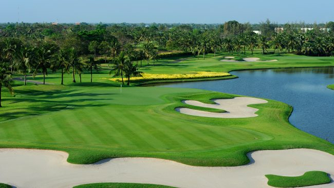 Thai Country Club, Thailand