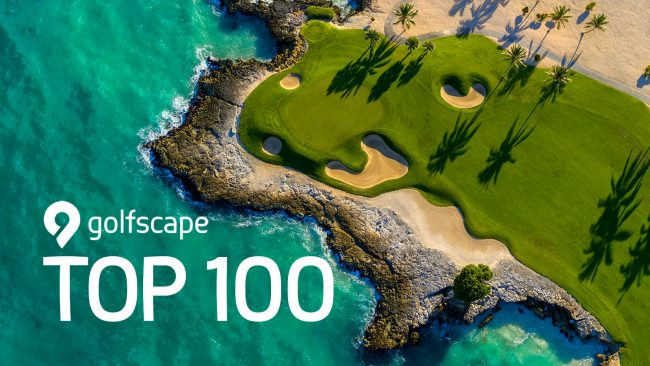 Top 100 Golf Courses in The World 2020, golfscape