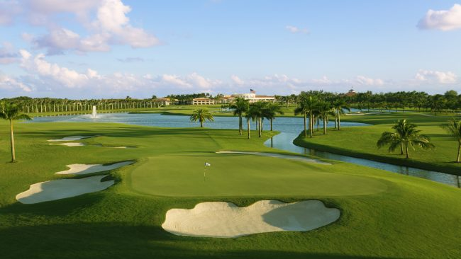 The Blue Monster at Trump National Doral Golf Resort Miami, USA