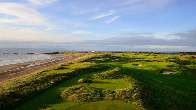 The Ailsa Course at Trump Turnberry, Scotland